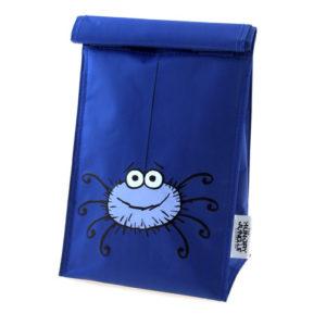 Matpakkepose Edderkopp